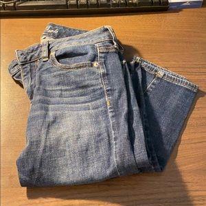 American eagle skinny jeans (4 Long)